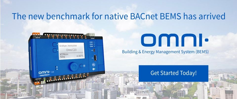 Get started with Omni Building Energy Management System (BEMS)
