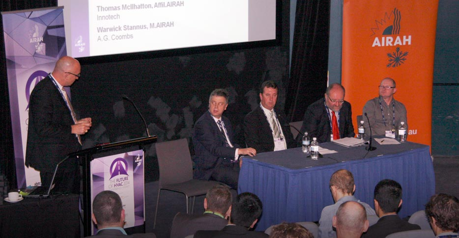 AIRAH Future of Manufacturing Panel Session