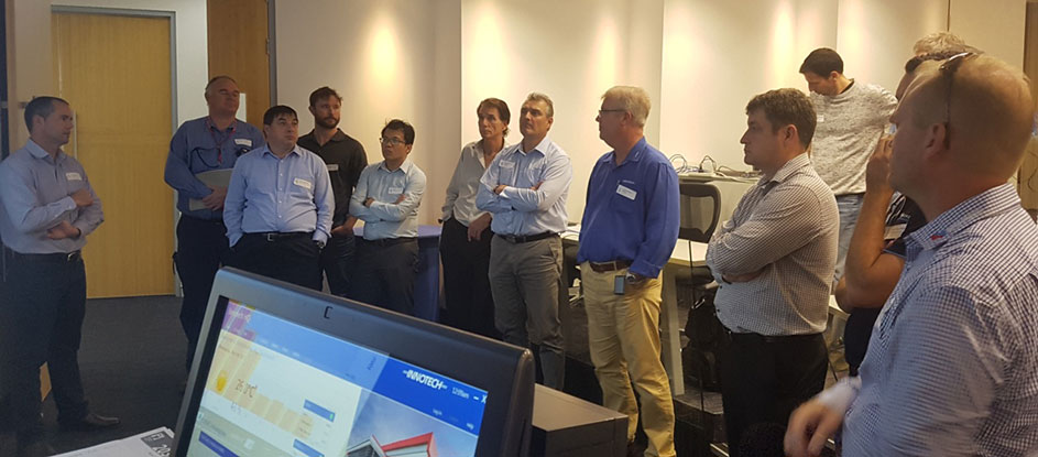 AIRAH members tour of Innotech HQ
