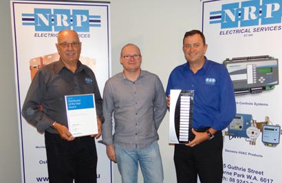 Innotech 2014 'Distributor of the Year' Award