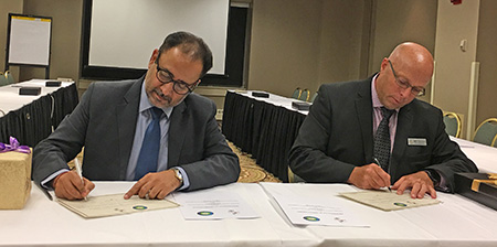 AIRAH and ISHRAE Sign Memorandum of Understanding