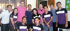 Innotech Visits Enye in the Philippines