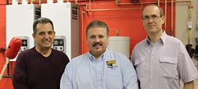 How Cool is That? WITC and Innotech partner for HVAC/R and BMS training