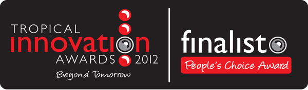Tropical Innovation Awards 2012 - People's Choice Finalist