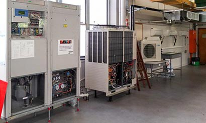 UltimoCollege Plant and DDC Equipment