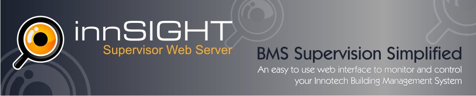 innSIGHT Supervisor Web Server